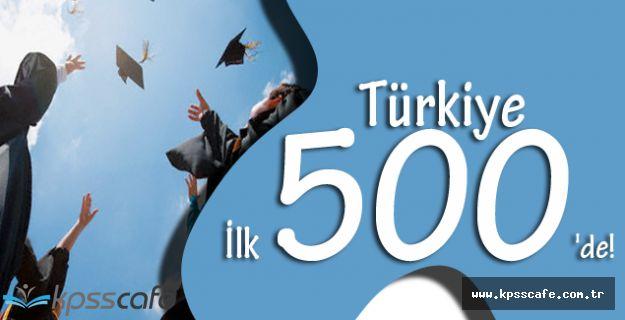 Türkiye, Üniversitelerin Dünya Sıralamasında İlk 500'de!