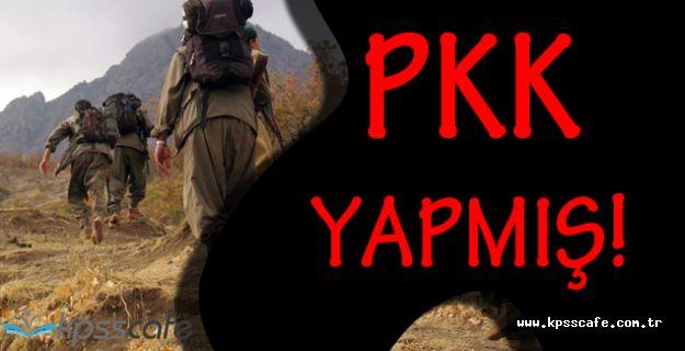 Van Patlamasını PKK Düzenlemiş!