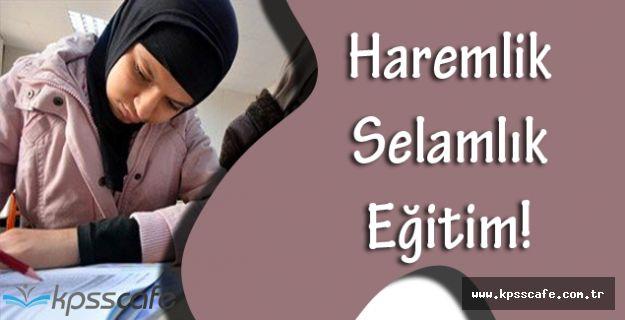 Suriyeli Öğrenciler Haremlik Selamlık Şekilde Okuyacak!