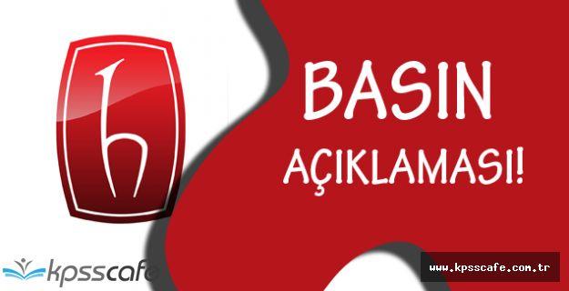 Hacettepe Üniversitesi'nden Engelli Öğrencisi İçin Basın Açıklaması!