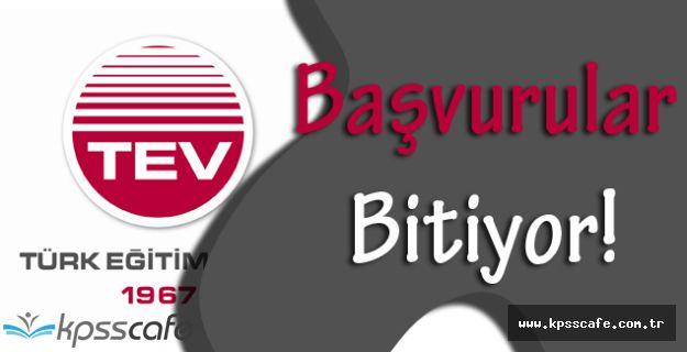 Türk Eğitim Vakfı Kız Yurdu Başvuruları Sona Eriyor! Nasıl Başvurulur?