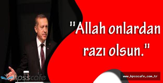 Tayyip Erdoğan Gaziler Günü Mesajı Yayımladı! ''Allah onlardan razı olsun.''