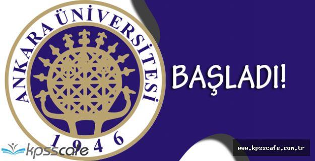 Ankara Üniversitesi, Üniversiteye Uyum Programı Başladı!