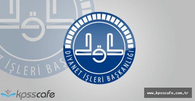 DİB, Kur'an Kursu Öğreticiliği ve İmam Hatiplik Mülakatı Giriş Belgesini Yayımladı