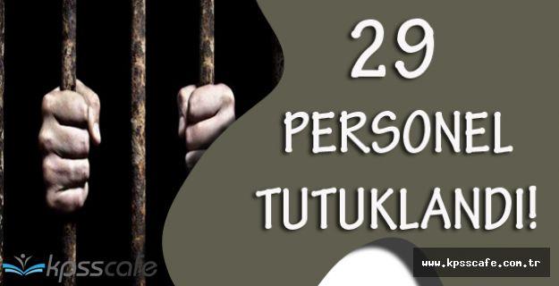 Ege Üniversitesi Personellerine Tutuklama Kararı!