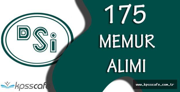 Devlet Su İşleri Genel Müdürlüğü KPSS'den 70 Puan ile 175 Memur Alıyor!