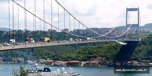 FSM Köprüsü'nden Kaçak Geçene 500 TL Ceza!