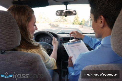 Motorlu Taşıt Sürücü Kursiyerleri Sınavı Sonuçları Açıklandı!