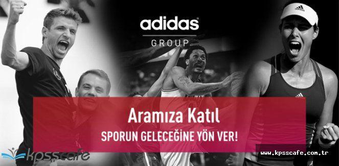 Adidas Group Personel Alımları Yapıyor!