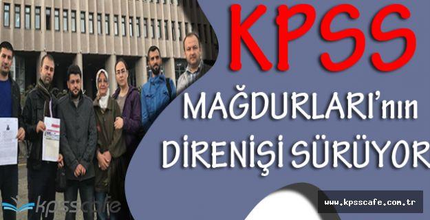 KPSS Mağdurlarının Ankara Adliyesi'ne Gitmesi Olumlu Sonuç Verecek mi?