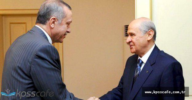 Bahçeli Erdoğan Kritik Görüşmesinin Ana Başlıkları