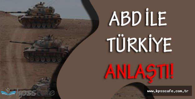 Türkiye ile ABD anlaştı, PYD Munbiç'ten Çıkacak!