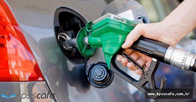 Sevindirici Haber Geldi!Benzine 8 Kuruş İndirim Yapıldı