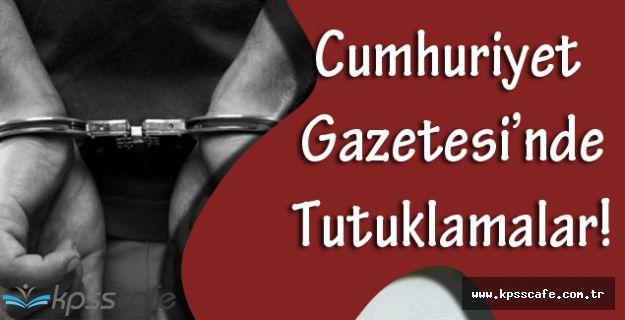 Cumhuriyet Gazetesi Operasyonunda Flaş Karar!