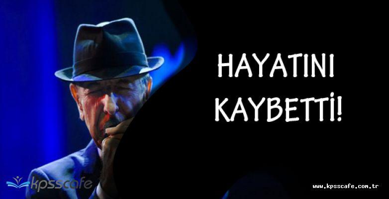 Usta Yazar, Müzisyen ve Söz Yazarı Hayatını Kaybetti!