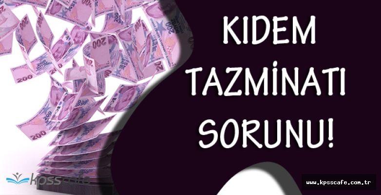 Kıdem Tazminatı Sorunu 2017'de Çözüme Kavuşacak mı?