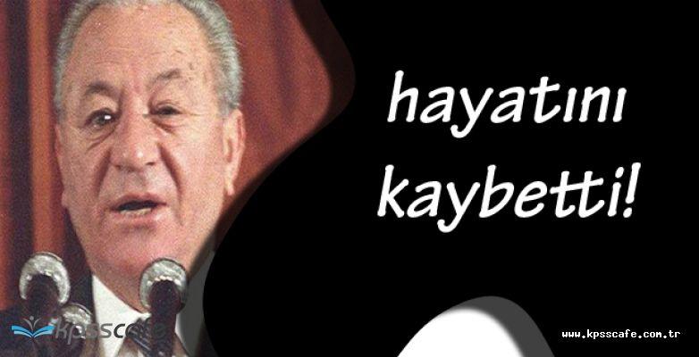 Mehmet Necat Eldem Hayatını Kaybetti! Mehmet Necat Eldem Kimdir?