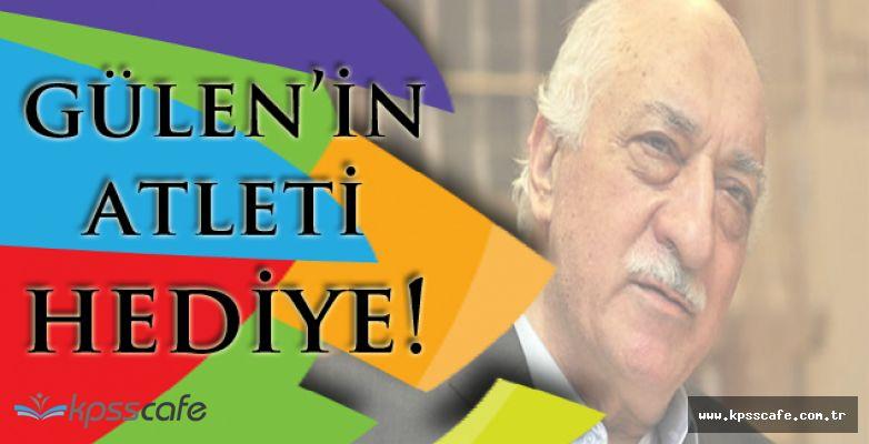 FETÖ'cüye Gülen'in Atletini Hediye Etmişler!