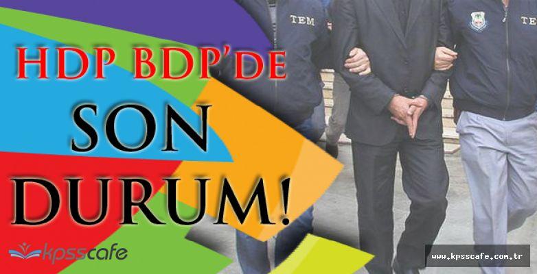 HDP BDP'de Son Durum!