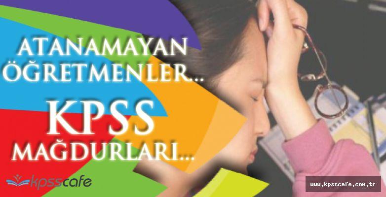 KPSS'de 96 Net Yapıp Atanamayan Öğretmen Adayları... KPSS Mağdurlarının Gözü Müjdeli Haberde!