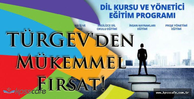 Yurtdışında Dil Eğitimi Almak İstemez misiniz? TÜRGEV'den Mükemmel Fırsat!