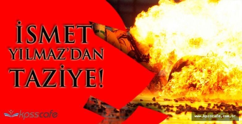 Türkiye'nin Kalbi Adana'da Atıyor! İsmet Yılmaz'dan Taziye Mesajı!