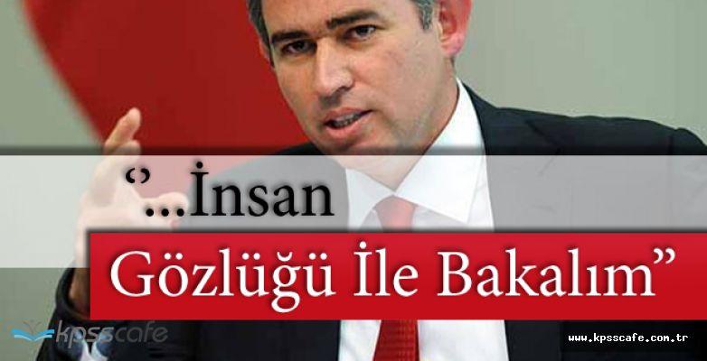 Türkiye Barolar Birliği Başkanı Metin Feyzioğlu'ndan Yurt Açıklaması!
