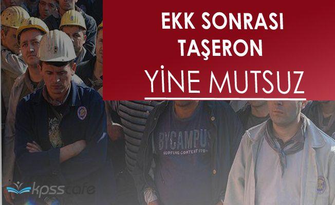 8 Aralık EKK Taşeron Kadro Açıklaması Yine Gelmedi