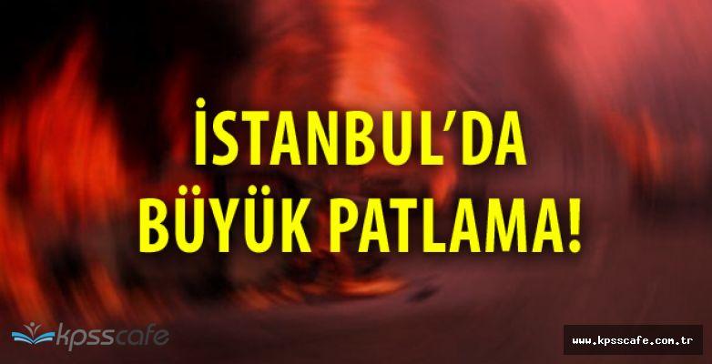 SON DAKİKA! İstanbul Maçka Parkı'nda Büyük Patlama!