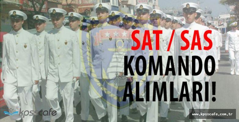 Deniz Kuvvetleri 5.000 TL Maaş ile SAT-SAS Komando Alımı Başvuruları Başlamak Üzere!