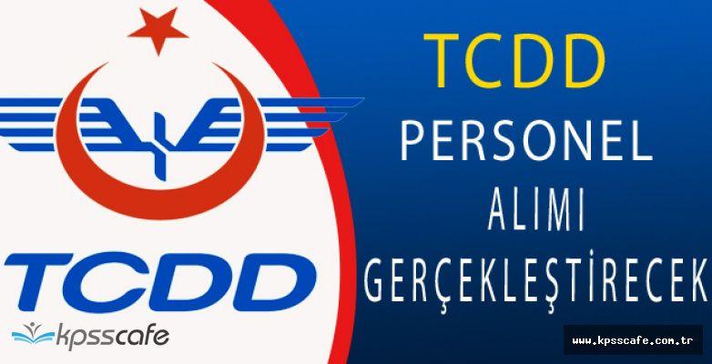 T.C.Devlet Demiryolları İşletmesi Genel Müdürlüğü İşçi Alacak