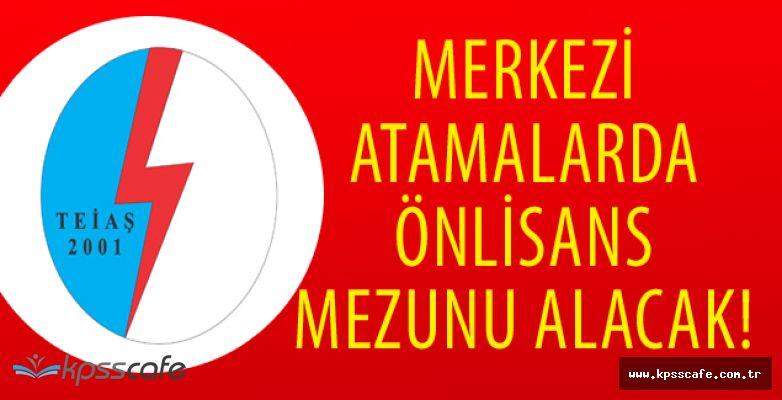 Türkiye Elektrik İletim A.Ş KPSS Atamalarında Personel Alımı Yapıyor