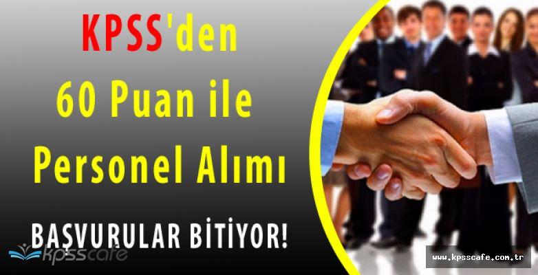Merkez Öğretmenevi'ne KPSS'den 60 Puan ile Personel Alımı Yapılacak