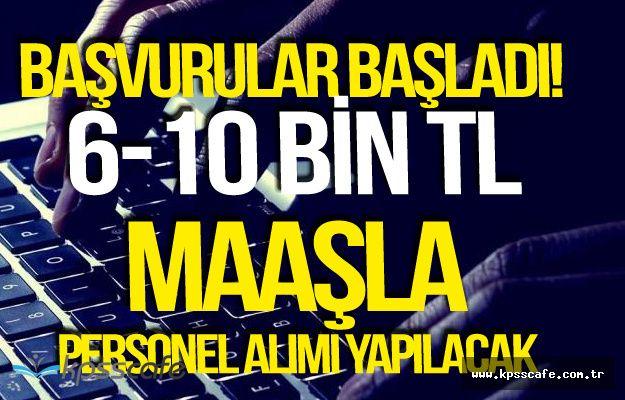 Türk Gençlerine Fırsat! BTK 10 Bin TL Maaşla Personel Alacak!