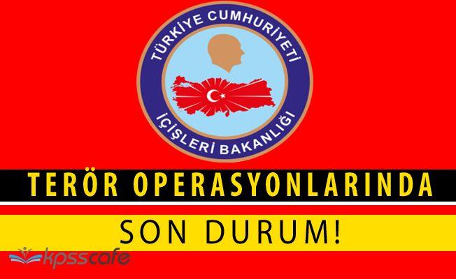 Terör Örgütü Operasyonlarında 1325 Dernek Kapatıldı