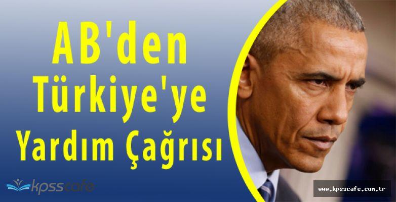 AB'den Türkiye'ye Yardım Çağrısı