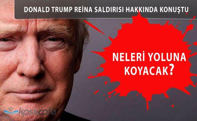 """ABD Başkanı Trump:"""" Türkiye'de Büyük Olaylar Oluyor"""""""