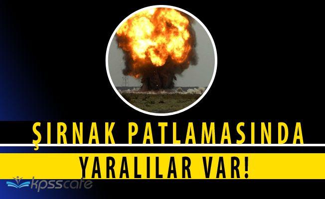 Şırnak'ta Terör Saldırısında Yaralılar Var