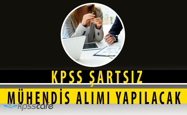 Çivril Belediye Başkanlığı KPSS Şartsız Mühendis Alacak