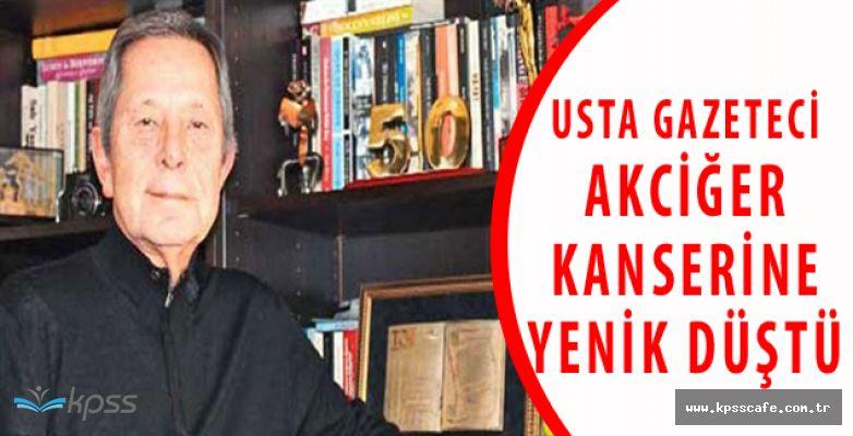Sözcü Yazarı Mehmet Türker Kansere Yenik Düştü (Mehmet Türker Kimdir?)