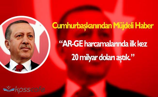 Cumhurbaşkanı Erdoğandan Müjdeli Haber!