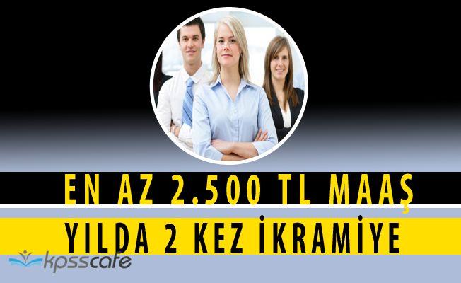 Osmancık Sosyal Yardımlaşma ve Dayanışma Vakfı'na Yüksek Maaşlı Personel Alınıyor (KPSS 60 PUAN)