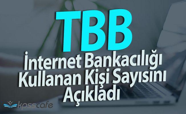 İnternet Bankacılığı ve Mobil Bankacılık Kullanan Kişi Sayısında Büyük Artış