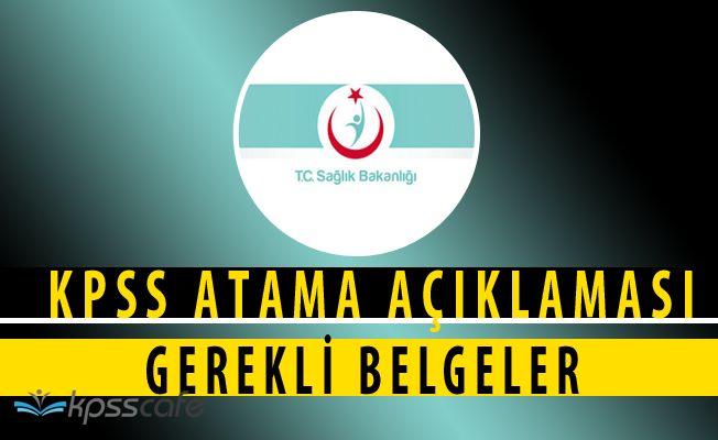 Sağlık Bakanlığı'ndan KPSS Atama Açıklaması (2828 Nolu SHK)