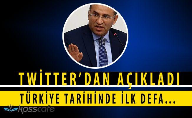 Adalet Bakanı'ndan Referandum Açıklaması ''Türk halkına, tarihinde ilk defa...''