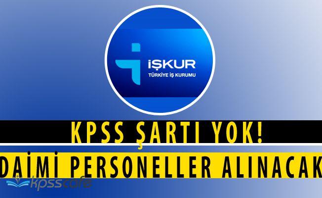 Gölbaşı Belediyesi KPSS ŞARTSIZ Daimi Personel Alımı Yapıyor