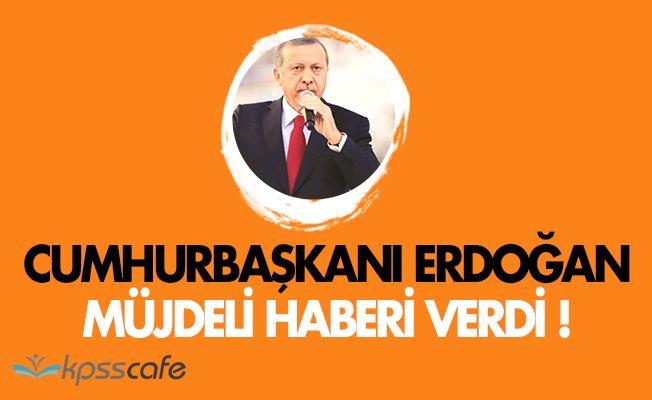 Cumhurbaşkanı Erdoğandan Doğalgaz Müjdesi