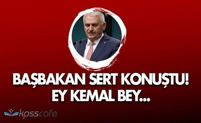 Başbakandan Kemal Kılıçdaroğluna Sert Cevap! Ey Kemal Bey...