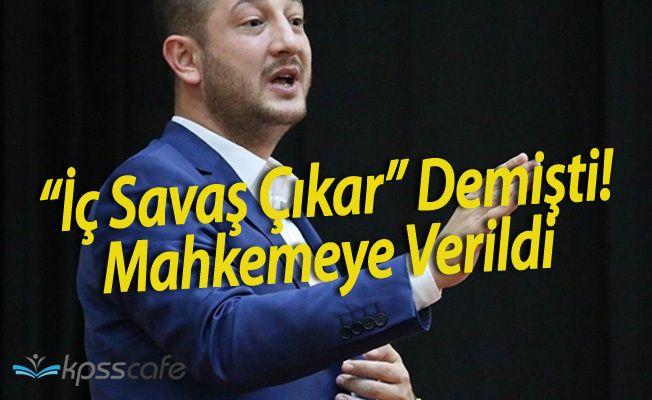 MHP'li Milletvekilleri AK Partili Erdem'i Mahkemeye Verdi