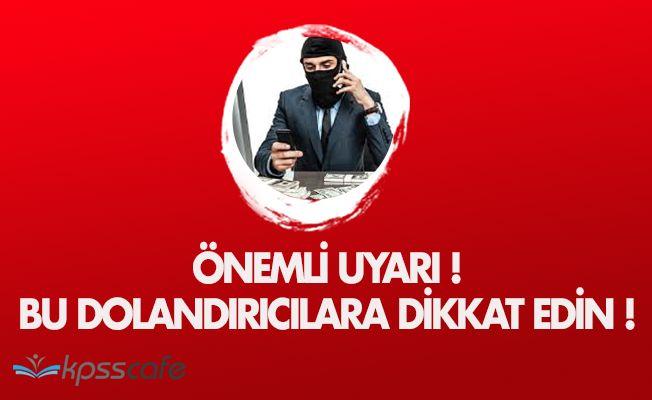 Bu Dolandırıcılara Dikkat! Türkiye 50 Milyar Lirasını Kaptırdı